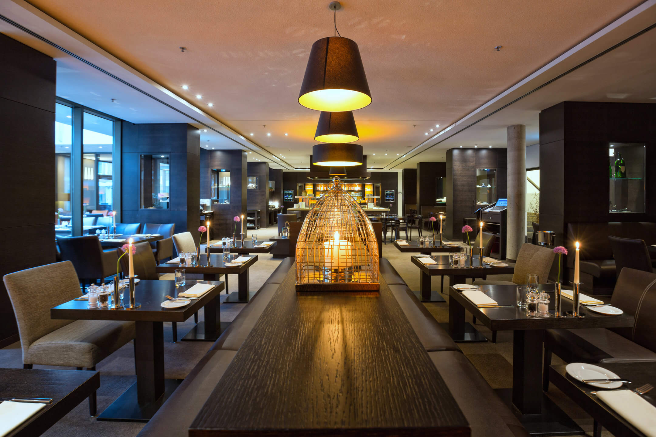 Das Restaurant alto im ATLANTIC Grand Hotel Bremen