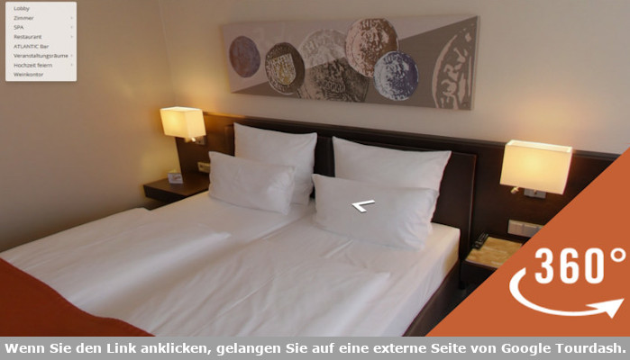 ATLANTIC Grand Hotel Bremen Comfort Room