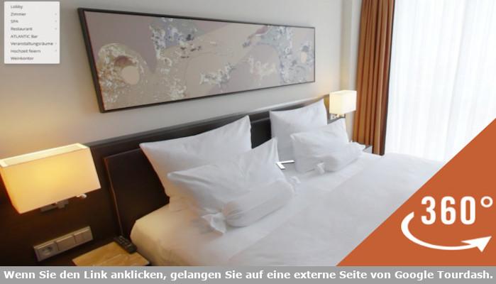 Exklusive Hotel Suite Atlantic Grand Hotel Bremen