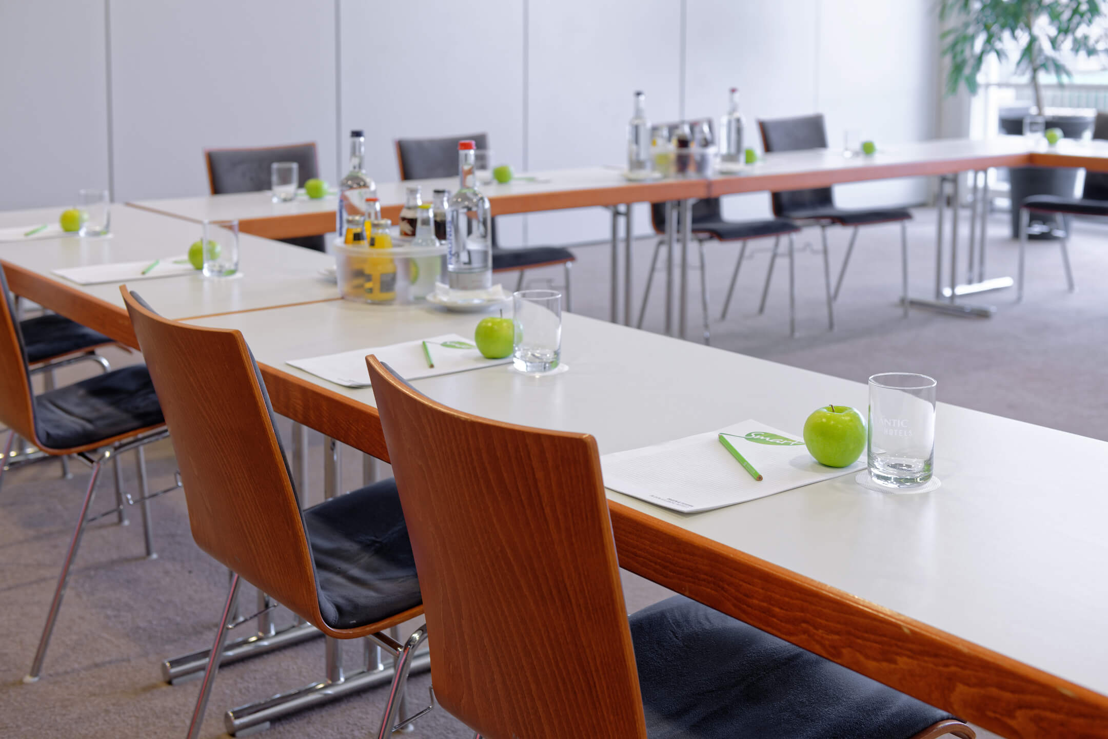 Meeting room Goodwood | ATLANTIC Hotel Galopprennbahn Bremen