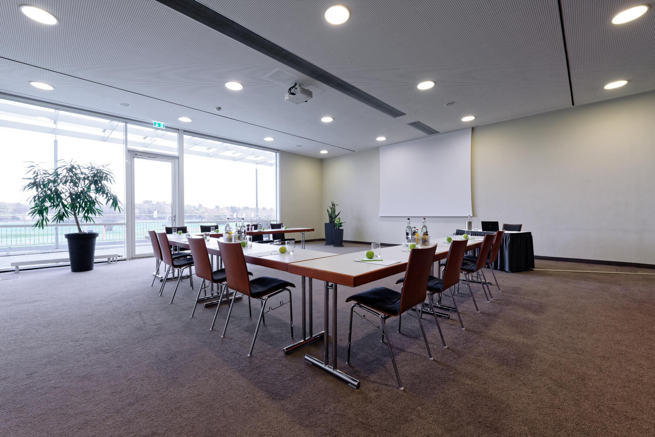Goodwood - room for meetings in Bremen | ATLANTIC Hotel Galopprennbahn