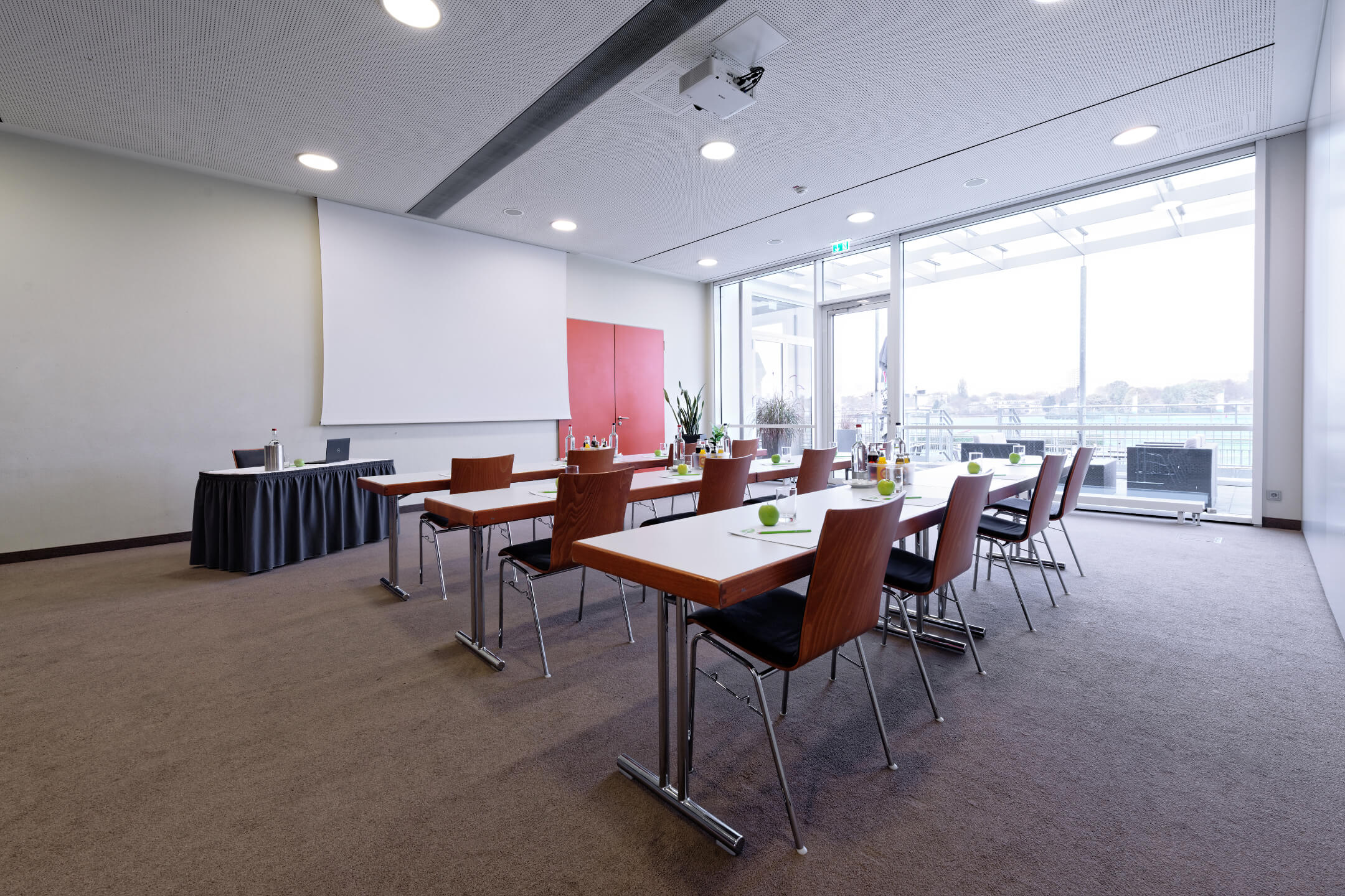 Function room Cheltenham – parliamentary seating | ATLANTIC Hotel Galopprennbahn Bremen