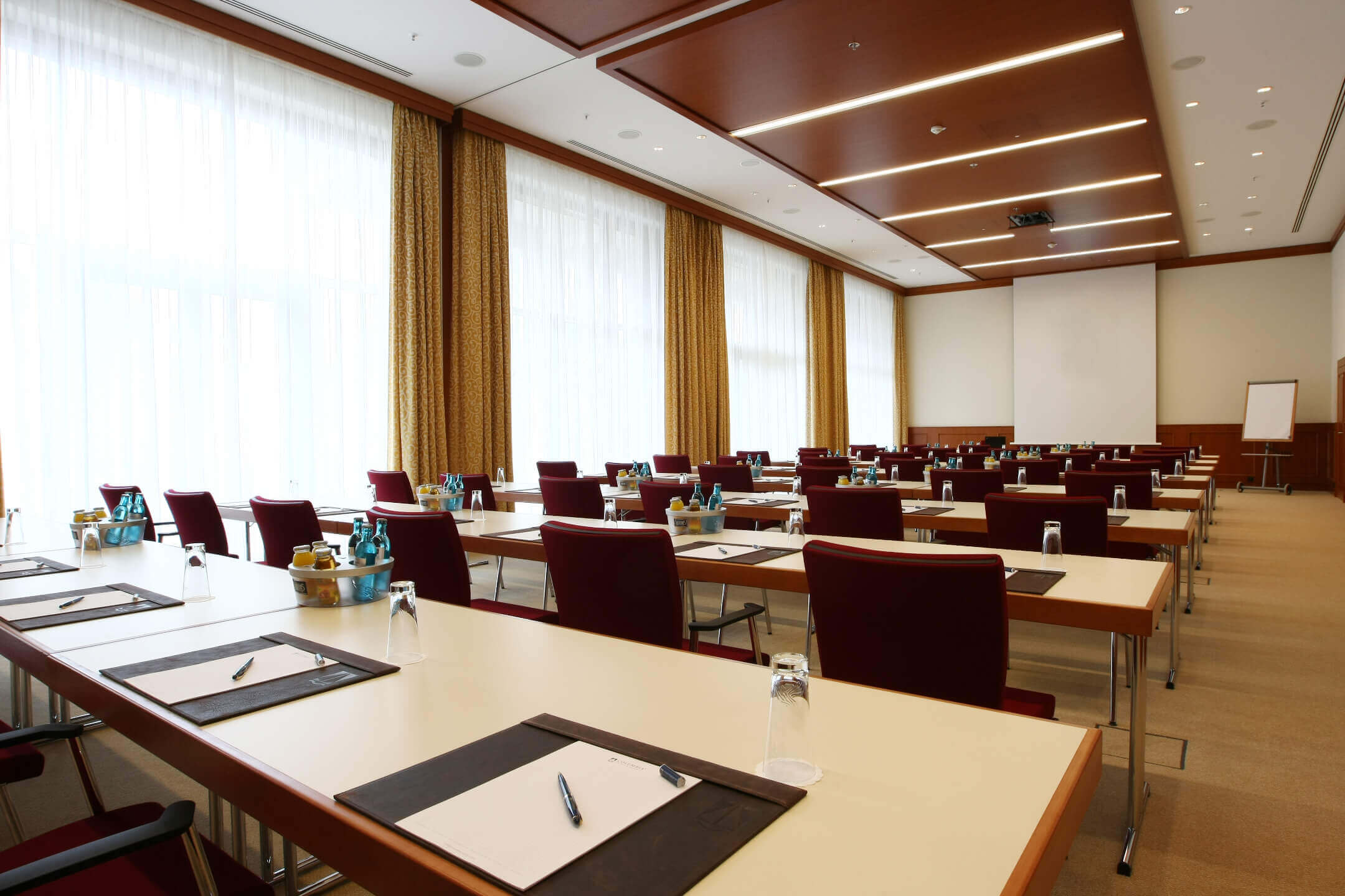 Function room for meetings and events | ATLANTIC Hotel Wilhelmshaven