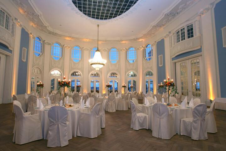 Wedding Celebrations In Travemunde At The Atlantic Grand Hotel Travemunde