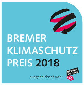 Bremen Award for Climate Protection 2018 | ATLANTIC Hotel Sail City Bremerhaven