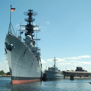 German Naval Museum in Wilhelmshaven