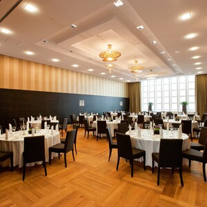 Conference room in the ATLANTIC Grand Hotel in Bremen